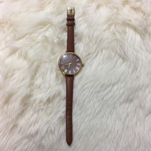 Francesca's Collections analog watch